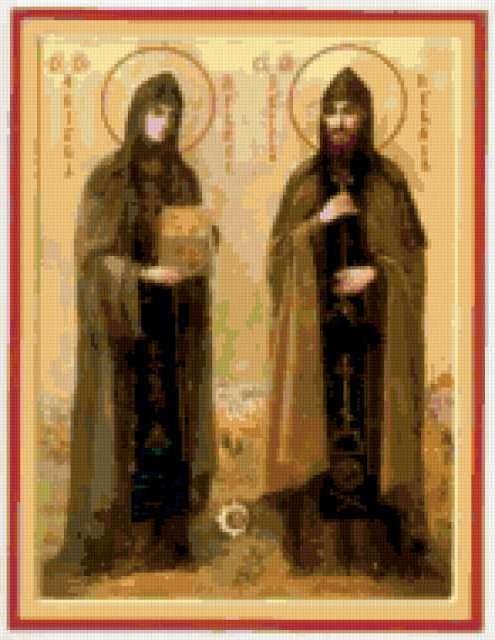 Св Петр и Феврония,