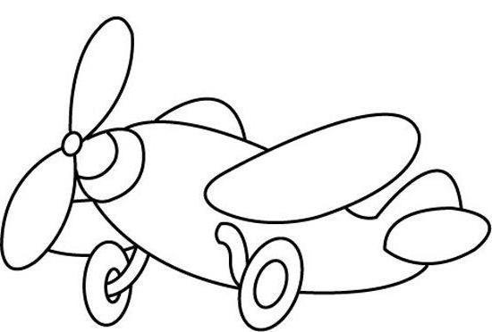 Самолет, детские