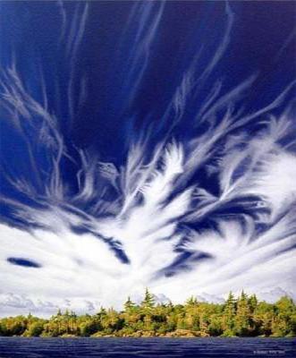 Фантастическое небо, оригинал