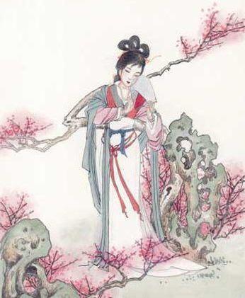 Китайская живопись.