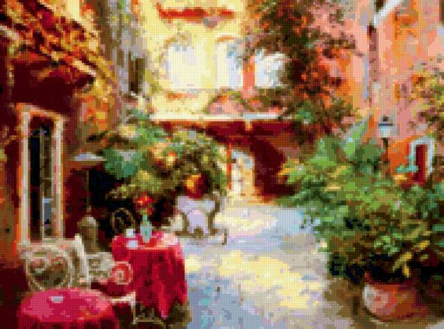 Итальянский полдень