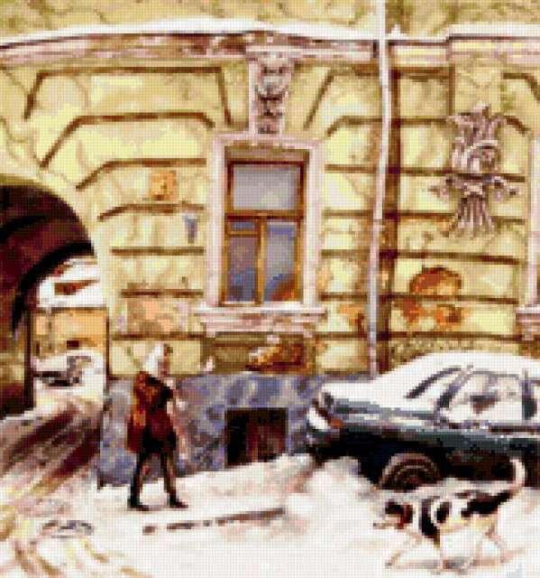 Московские дворики 2