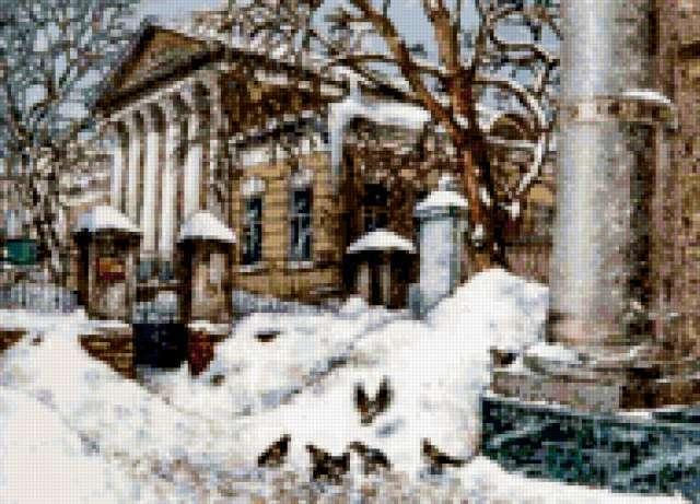 Московские дворики 4