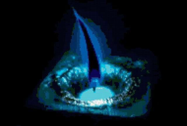 Синий огонь, предпросмотр