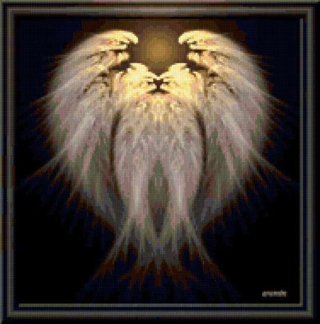 Крылья ангела, предпросмотр