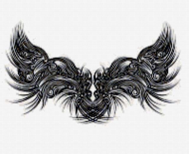 Крылья, предпросмотр