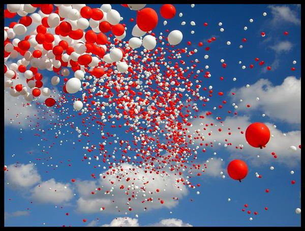 Воздушные шарики, оригинал