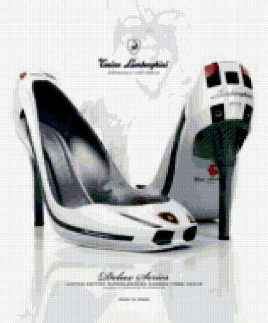 Туфли от lamborghini_gallardo