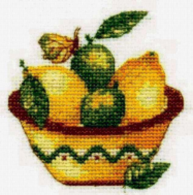 Лимоны, предпросмотр