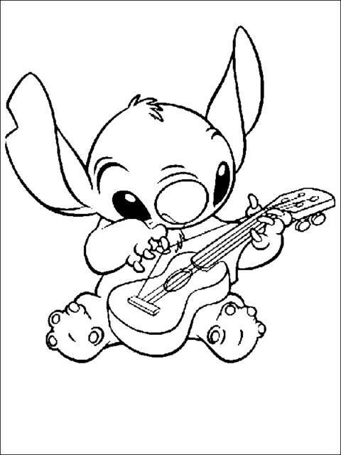 Stitch, оригинал