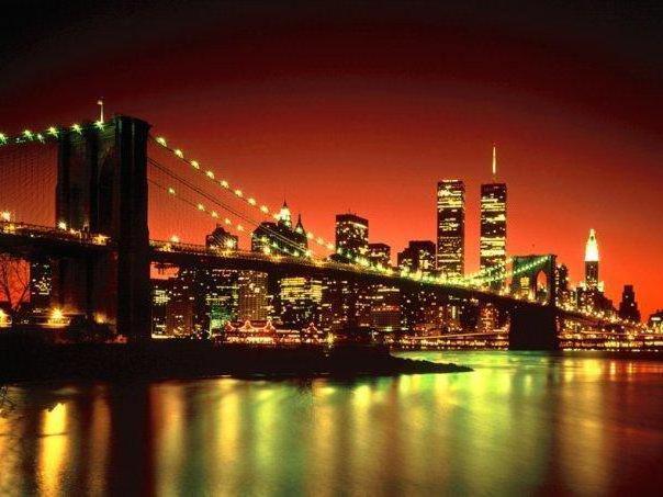 Ночной Нью-Йорк, оригинал