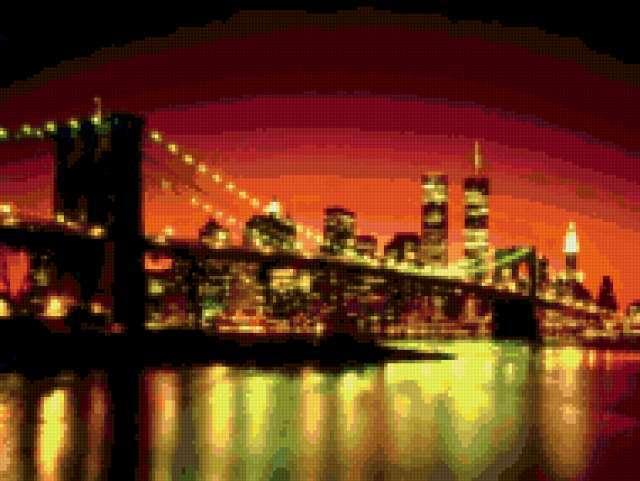 Ночной Нью-Йорк, предпросмотр
