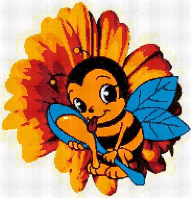 Пчелка, предпросмотр