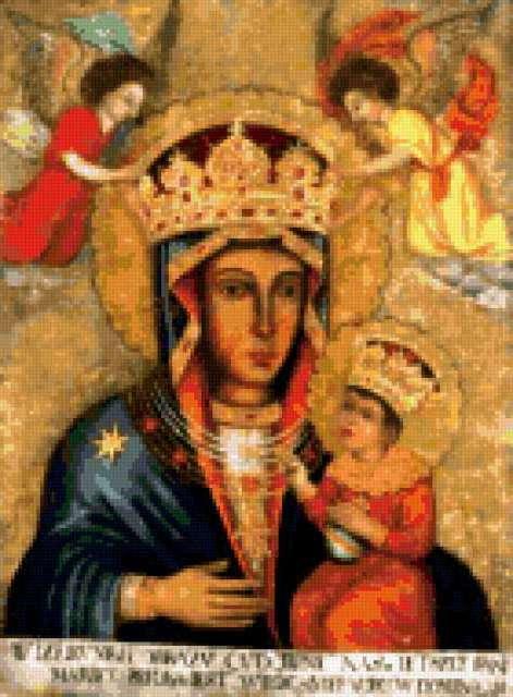 Св.Мария и иисус, предпросмотр