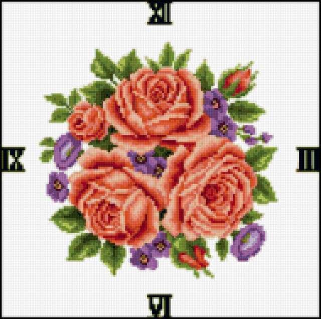 Античная роза, предпросмотр