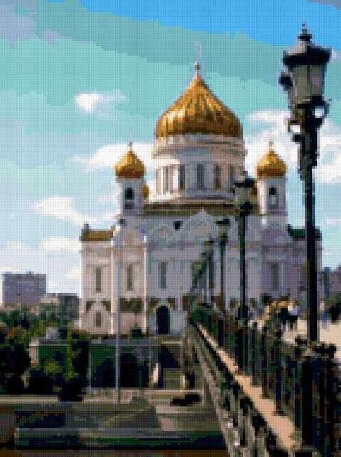 Храм Христа-Спасителя , храм,