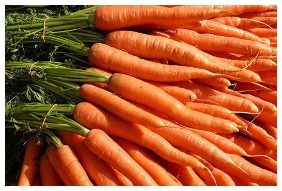 Морковь, оригинал