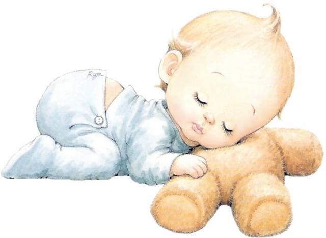 Сладкие сны 2, малыш, мишка,