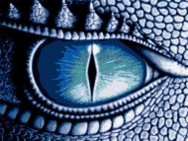 Глаз дракона, предпросмотр