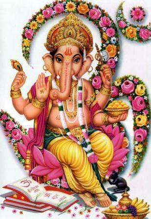 Ganesha, оригинал