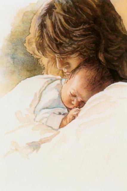 Материнство, мать, дитя