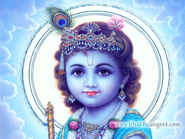 LITTLE KRISHNA,