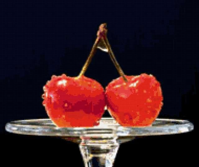 Вечная любовь, овощи и фрукты