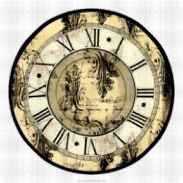 Часы, часы