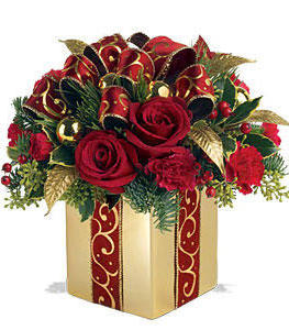Gift and Flowers Together, цветы