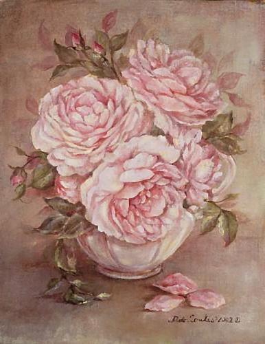 Викторианские розы, оригинал