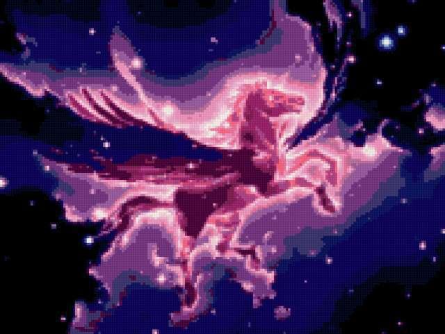 Созвездие Пегаса, предпросмотр
