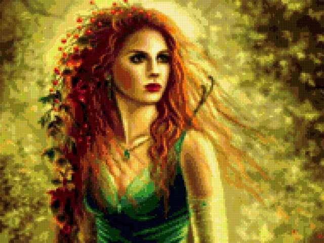 Лесная фея, предпросмотр