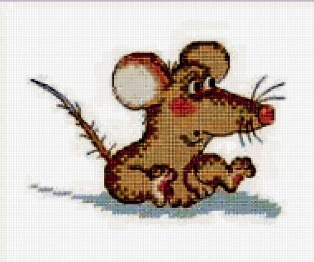 Мышонок, предпросмотр