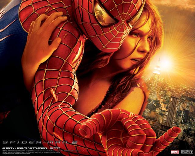 Человек паук, оригинал