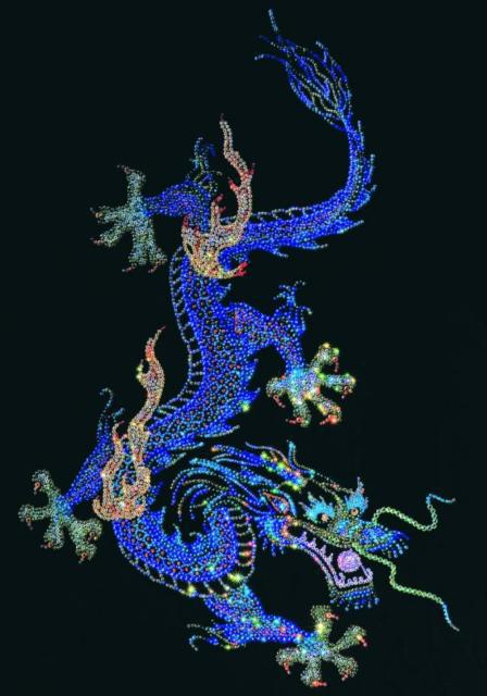 Китайский дракон, фэнтези