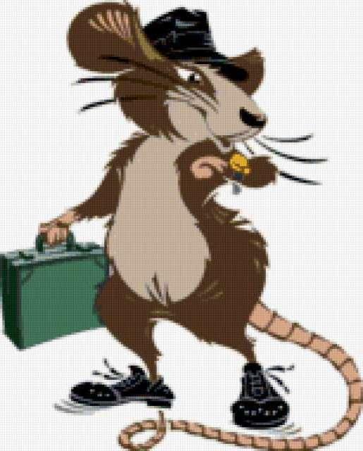 Деловой крыс, предпросмотр