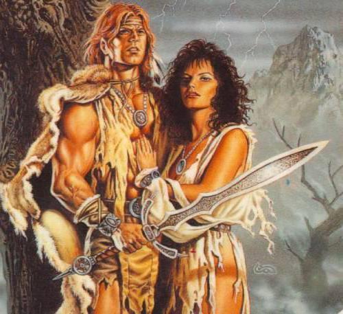 Мужчина и женщина, люди