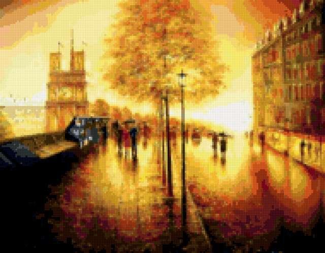 Золотая осень (прогулка)