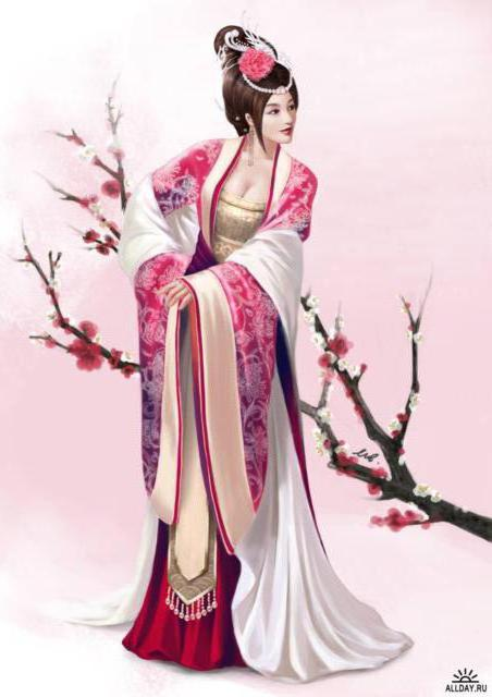 Ветка сакуры, оригинал