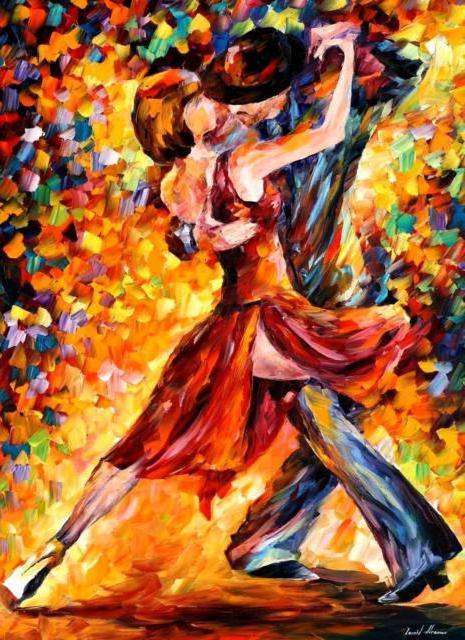 Танец страсти, оригинал
