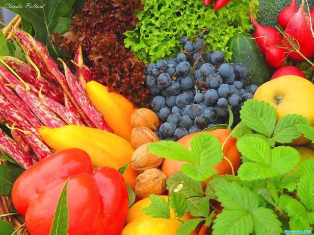 Овощи, фрукты...., оригинал