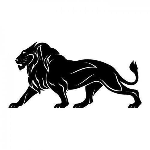 Лев, львица, царь