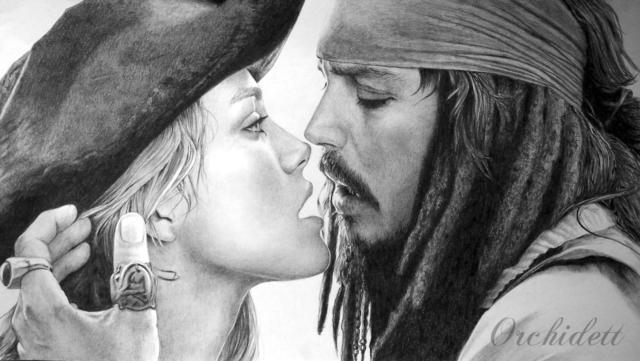 Kiss of a Pirate, ����