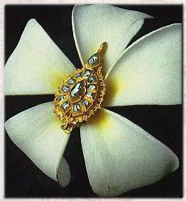 Flower with Gem, цветы