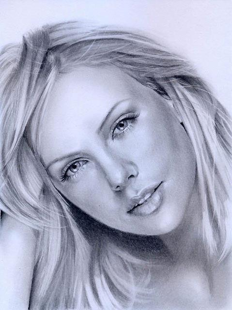 Портрет девушки 3, картина,