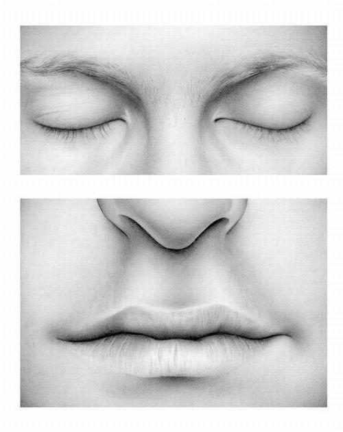 Лицо, картина, рисунок, лицо,