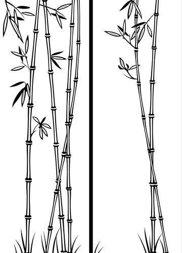 Бамбук, оригинал