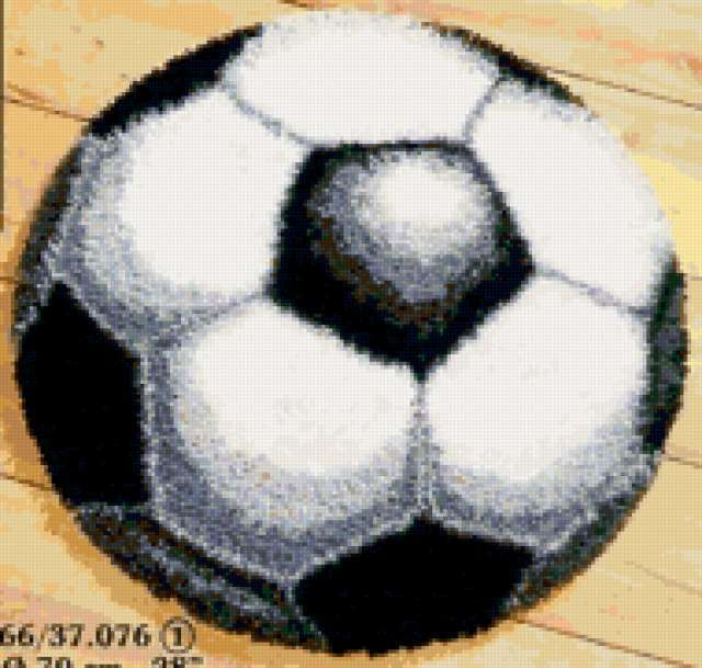 Подушка мяч, предпросмотр