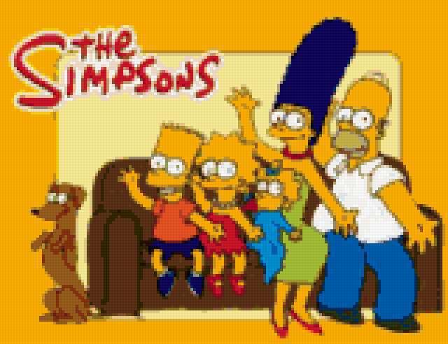Симпсоны, симпсоны