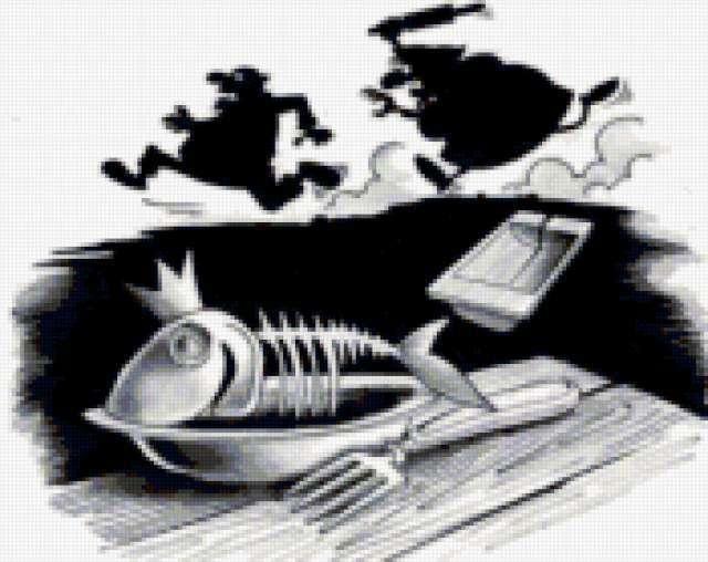 Золотая рыбка юмор